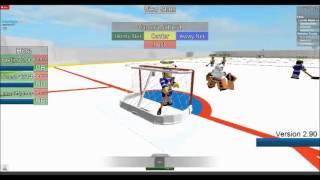 Incroyable ROBLOX Hockey Buts 1