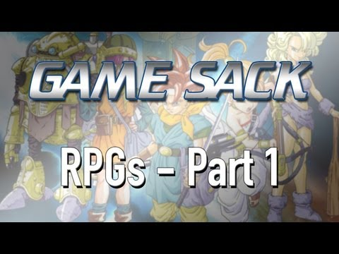 RPGs - Part 1 - Game Sack