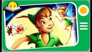 Peter Pan (Audiolivro) Contando histórias