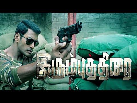 Irumbu Thirai - Tamil Full movie Review...