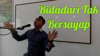 Download lagu Bidadari Tak Bersayap - Anji (Cover) by Wiki Wido