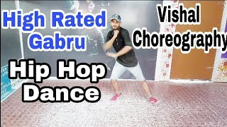 Nawabzaade : High Rated Gabru Dance Choreography Video Guru Randhawa