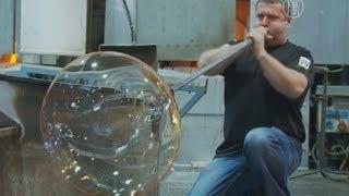 видео Изделия из стекла
