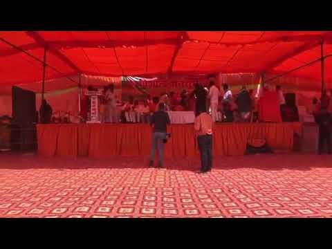 मेगास्टार रवि किशन गोरखपुर में जमकर दहाड़े