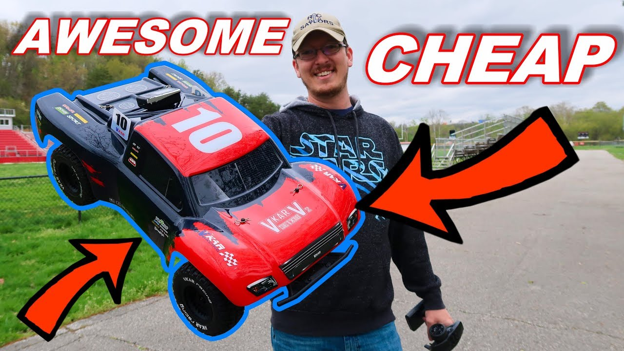 Cheaper Than The Fastest Cheap Rc Car I Ve Ever Seen So Fast Vkar Racing 61101 Thercsaylors Youtube