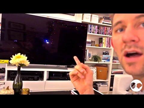 """We Got a 65"""" OLED 4K LG TV!"""
