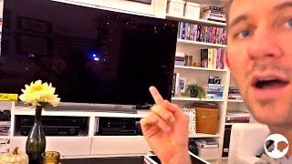we got a 65 oled 4k lg tv