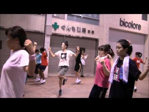 阿波踊り 阿呆連の練習風景2011
