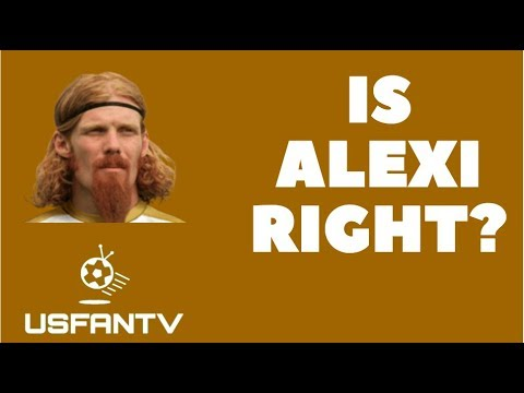 USfanTV: Is Alexi Lalas Right about the USMNT?