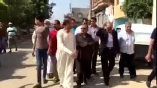 بالفيديو.. محافظ دمياط يلتقى بأهالى قرية السعيدية القبلية لحسم مشاكلهم