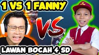 Download lagu 1 VS 1 Fanny Lawan Bocah 10 Tahun - Mobile Legends