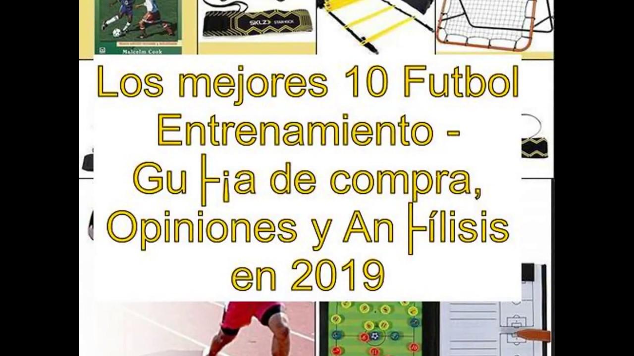 Los mejores 10 Futbol Entrenamiento - Guía de compra 266b6a78c0a9b