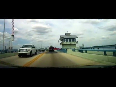Driving from Pine Island to Lehigh Acres, Florida