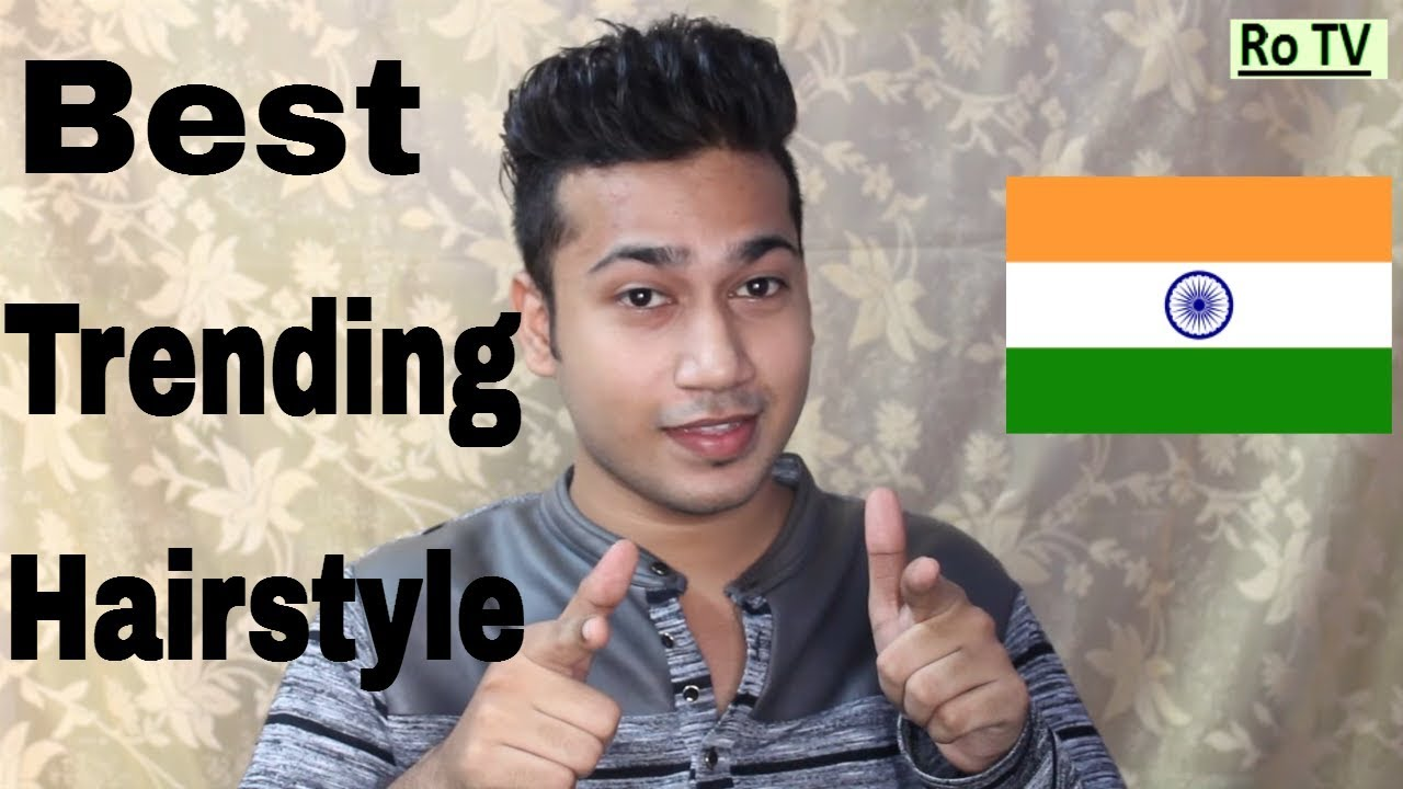 Best Trading Hairstyle For Man India 2020 Youtube