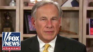 Texas governor shreds Biden over 'chaos' at southern border