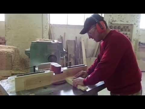 видео: Изготовление шипа на фрезе.