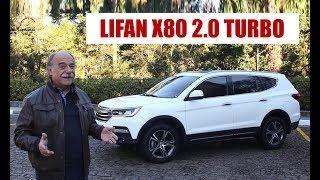 Lifan X80 - Primeiras Impressões do Emilio Camanzi