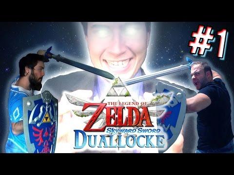 DualLock Zelda Skyward Sword #1 - Empieza el duelo