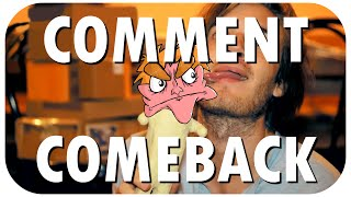Comment Comeback: I HATE PEWDIEPIE