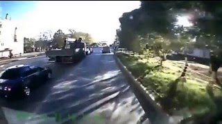 Car Crash Road Rage Caught On Camera Tape   Road Fail accident Caught on Camera
