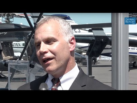 Textron Systems' Phillips on Nightwarden Tactical UAS