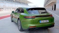 2019 Porsche Panamera GTS Review  // This or Panamera Turbo?