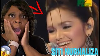 FIRST TIME REACTION TO-Siti Nurhaliza - Seindah Biasa (live at MTVAA 2005) O.M.G