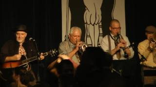 """SHIM-ME-SHA WABBLE"": DAVE STUCKEY and THE HOT HOUSE GANG (San Diego Jazz Fest, Nov. 26, 2016)"