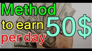 How Earn Dollar Click And Day Adds