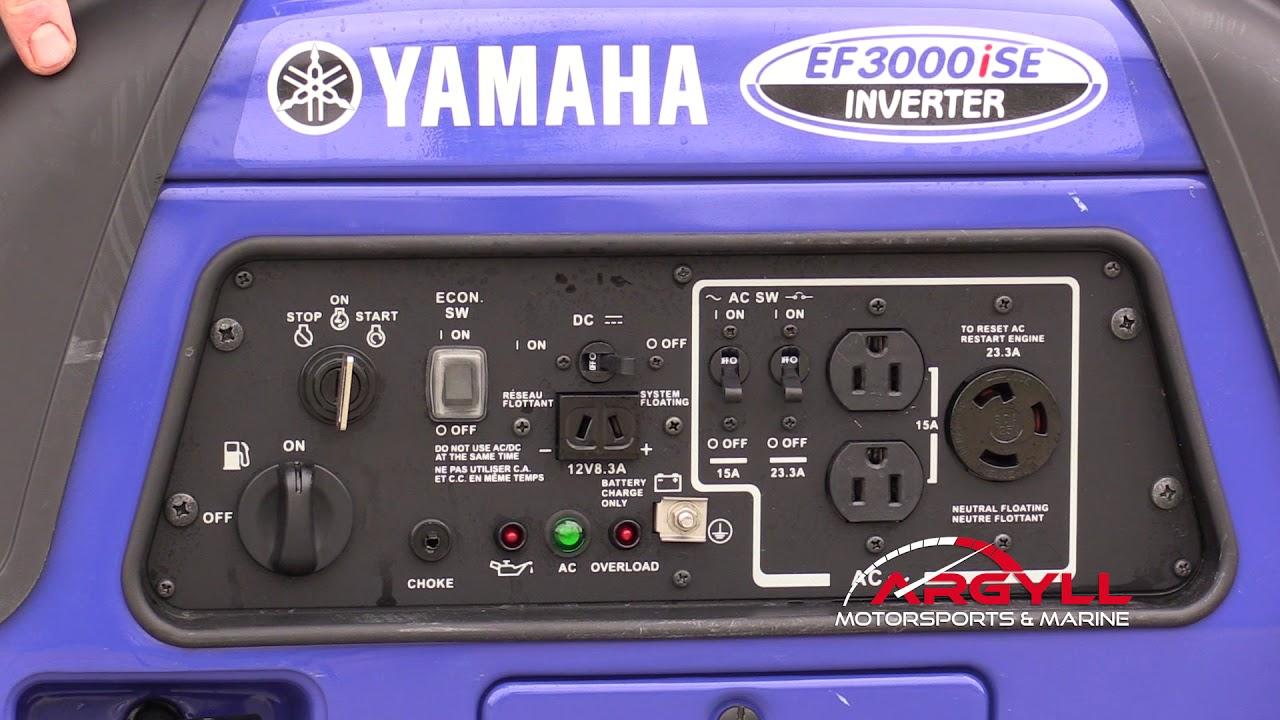 Yamaha 3000 Generator >> Review Yamaha 3000 Inverter Generator