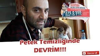 Kombi Petek Temizliğinde Devrim! Türkiye'de İlkler hep Fatih BANK'tan!!
