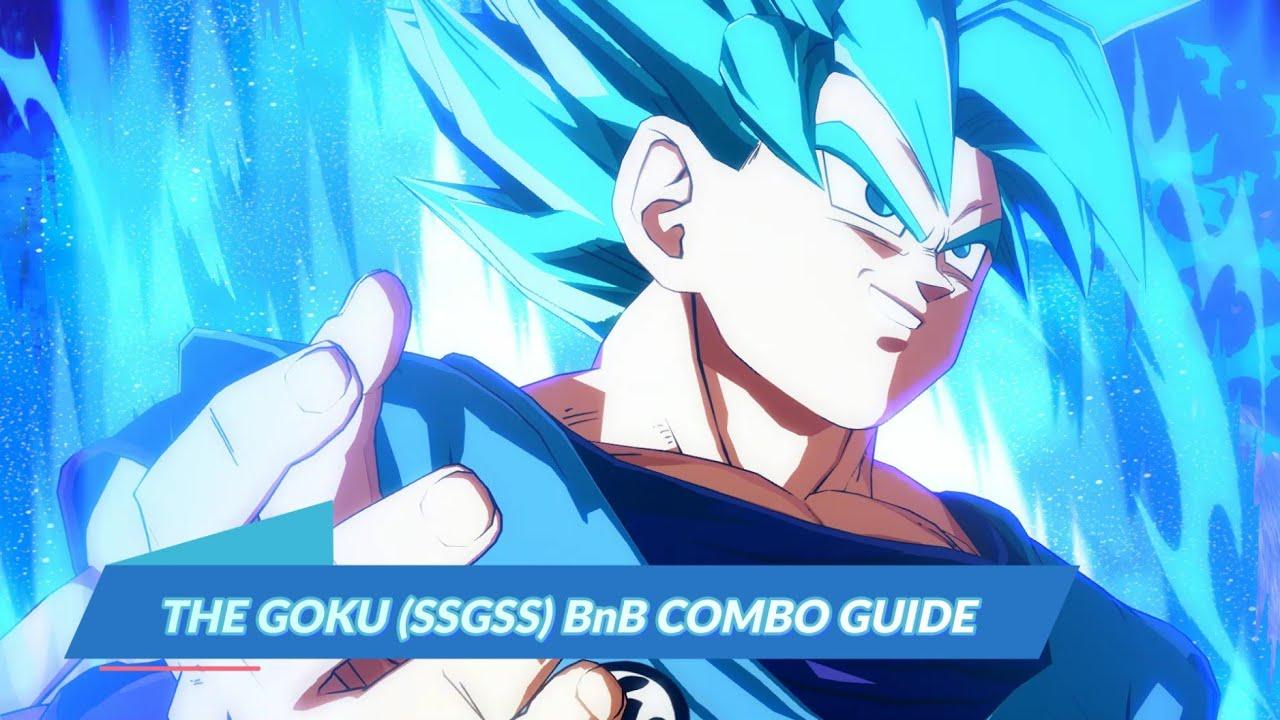 Dbfz Ssb Goku Combos Dustloop Wiki