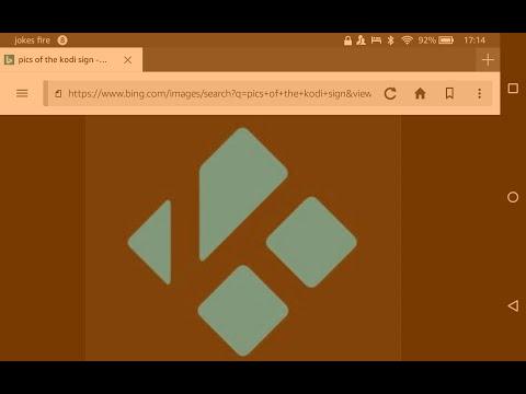 How to get kodi on kindle fire hd