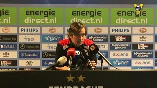 Cocu over ernstig voorval video-analist Wim Rip - VOETBAL INSIDE