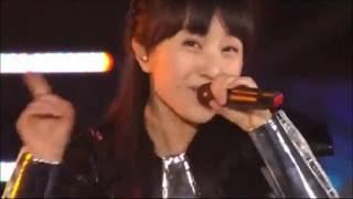 赤色百田夏菜子 メイン曲「太陽とえくぼ」