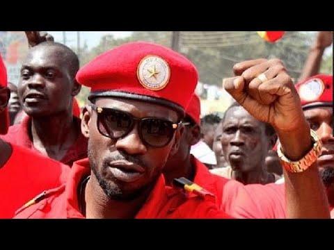 Ugandan MP Bobi Wine under 'preventive' house arrest - Police