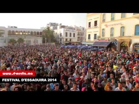 Festival Gnaoua et de musique du Monde d'Essaouira 17ème 2014 HD