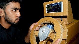 How to make Mobile Racing Game Lamborghini steering