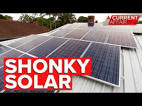 Solar panel market littered with 'cheap', 'failed' systems |