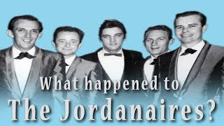 What happened to THE JORDANAIRES? ( Elvis' backup singers )