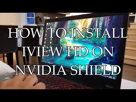 How To Install IVIEW HD On Nvidia Shield (IPTV Free Trial)
