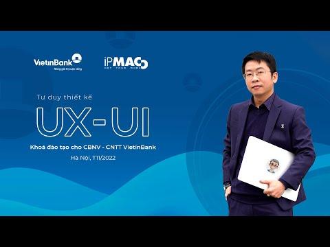 Khoá đào tạo tư duy thiết kế UX/UI - Bố cục trong thiết kế (phần 1)