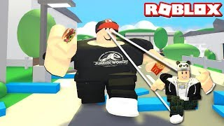 Who's Hungryr? Eat or Die! - Eat or Die Roblox with Panda