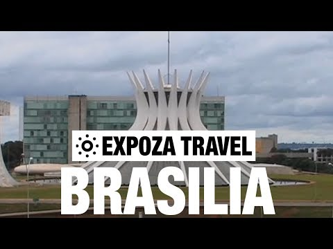 Brasilia (Brazil) Vacation Travel Video Guide