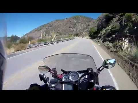 Down Angeles Crest Hwy  7 28 2015