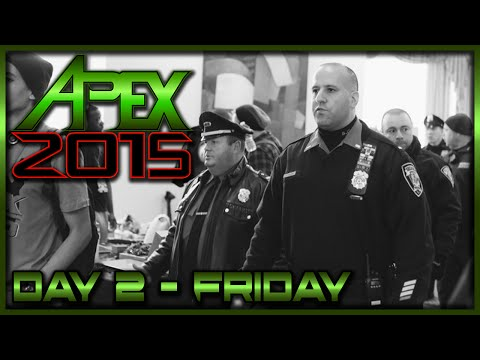 Apex 2015 Vlog w/ PKSparkxx! - Day 2 (Friday)
