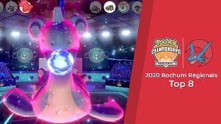 2020 Pokémon Bochum Regionals - Top 8 - Guillermo Castilla [ES] vs Jonathan Marston [UK]