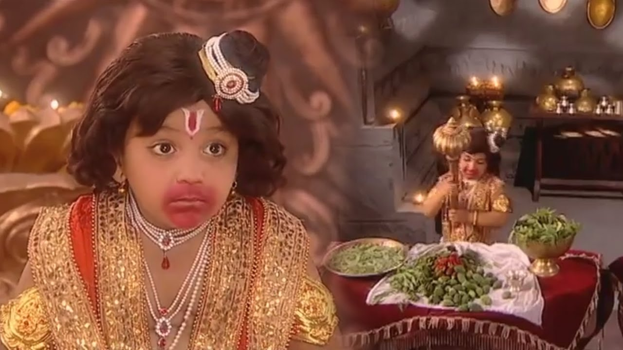 रुक जाओ अभी मजा चखाता हूँ | Maruti ki shararat | Bhakti Video