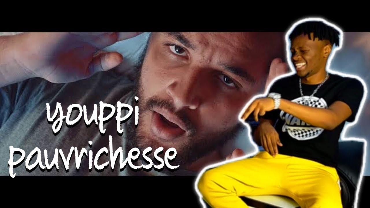 YOUPPI X YOUPPI - PAUVRICHESSE   REACTION VIDEO