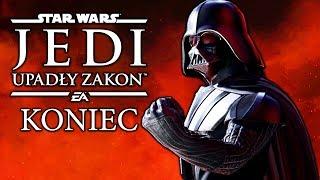 STAR WARS JEDI: UPADŁY ZAKON #17 - KONIEC GRY / ZAKOŃCZENIE  POLSKI GAMEPLAY W 4K60